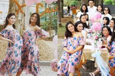 10 Momen baby shower Syahnaz Sadiqah, meriah bernuansa pink