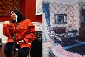 10 Potret rumah Melly Goeslaw, studio musiknya curi perhatian