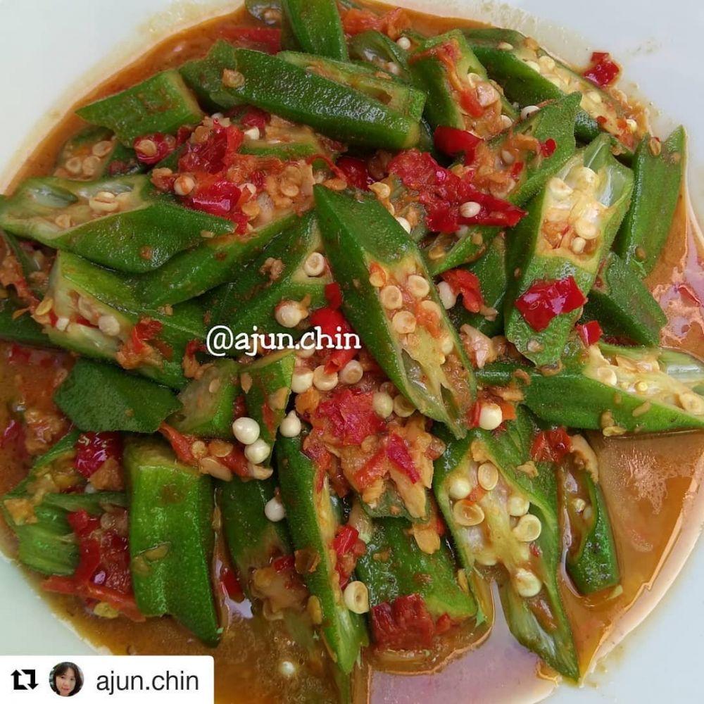 Cara memasak okra Instagram