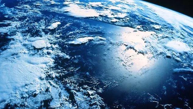 foto bumi 4,5 miliar tahun lalu © berbagai sumber