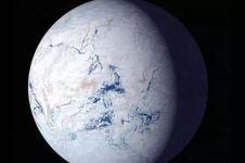 Sudah berusia 4,5 miliar tahun, begini 7 foto Bumi di masa lalu