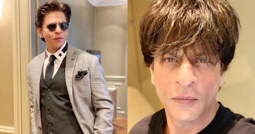 Foto selfie Shahrukh Khan Selfie sama Jackie Chan ini jadi sorotan