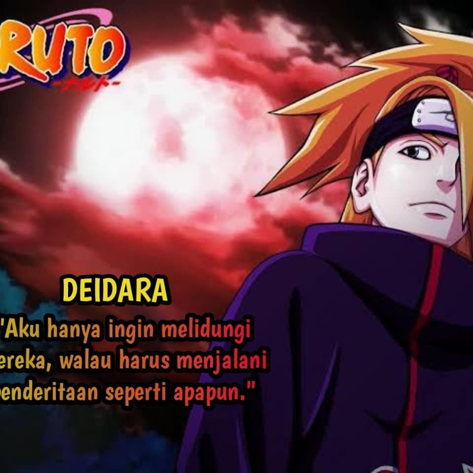 40 kata- kata mutiara Naruto © 2019 brilio.net
