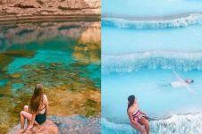 5 Kolam natural paling indah dunia, ada dari Indonesia