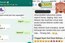 11 Obrolan lucu di grup WhatsApp keluarga ini bikin senyum getir