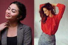 Soal pose seksi, Nia Ramadhani akui Ariel Tatum lebih jago
