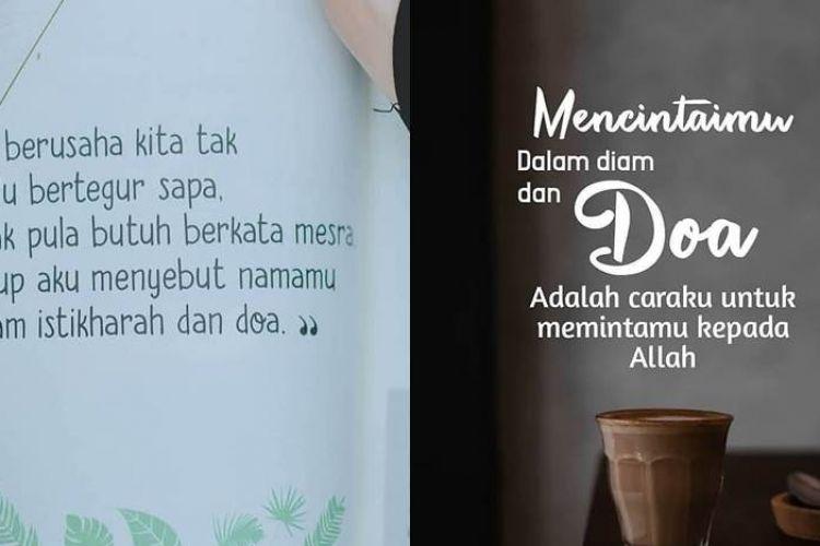 40 Kata Kata Mutiara Cinta Islami Romantis Dan Penuh Makna