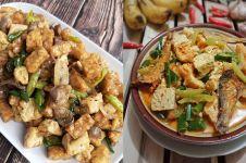 11 Resep masakan tahu tempe, enak, sederhana, mudah & murah