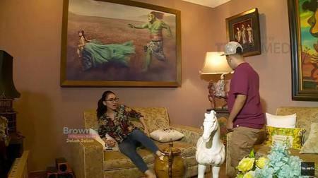 Potret rumah mewah Ivan Gunawan istimewa