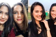 9 Potret persahabatan Pevita Pearce & Juria Hartmans, bak kembar