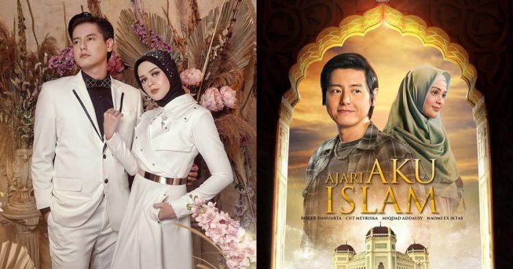 Cut Meyriska sempat ketakutan bintangi film Ajari Aku Islam