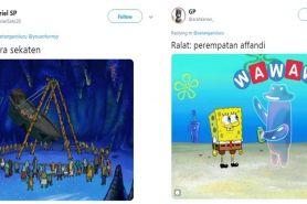 10 Cocoklogi latar tempat SpongeBob dan Jogja ini bikin nyengir