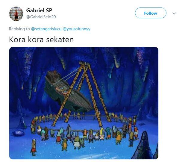 spongebob-jogja © 2019 brilio.net