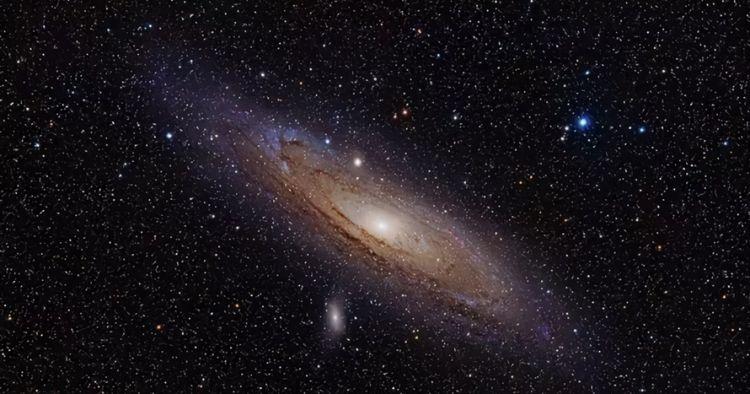 NASA potret dua galaksi bertabrakan, ini penampakannya