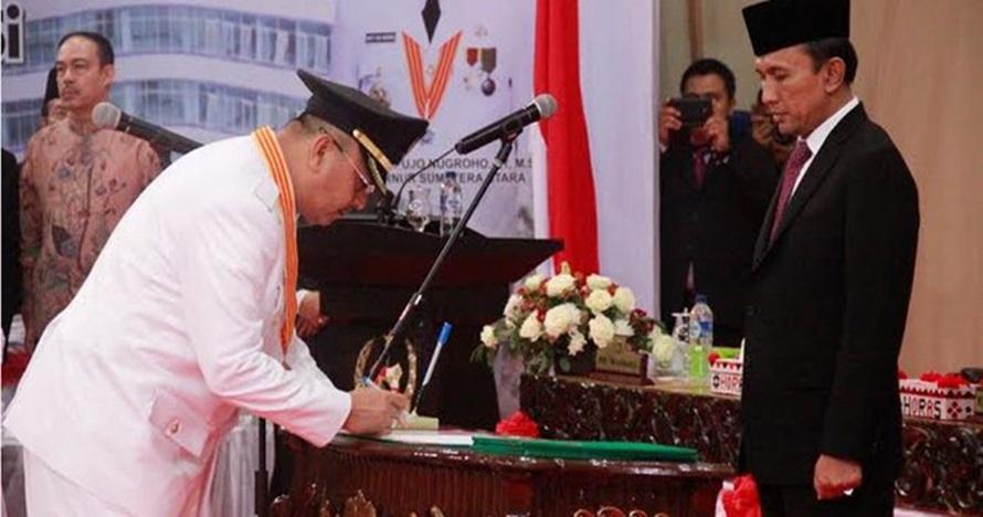 5 Jejak karier Dzulmi Edin, Wali Kota Medan yang kena OTT KPK