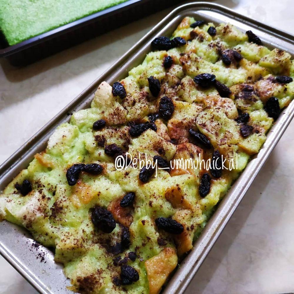 14 Cara membuat puding roti, enak, lembut, dan sederhana Instagram/@makananindonesia.id @reseppuding.id