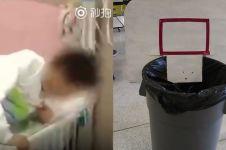 Alasan guru paksa muridnya makan sampah bikin geram