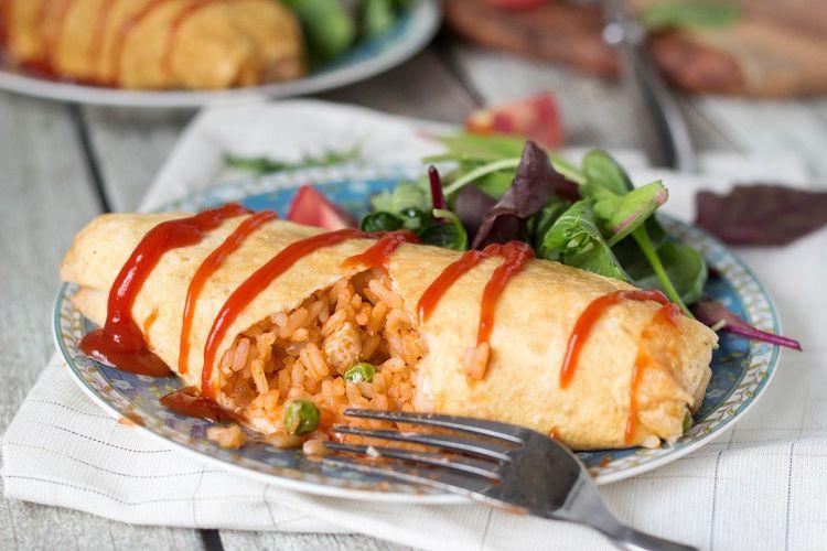 7 Cara membuat omelet telur enak dan sederhana