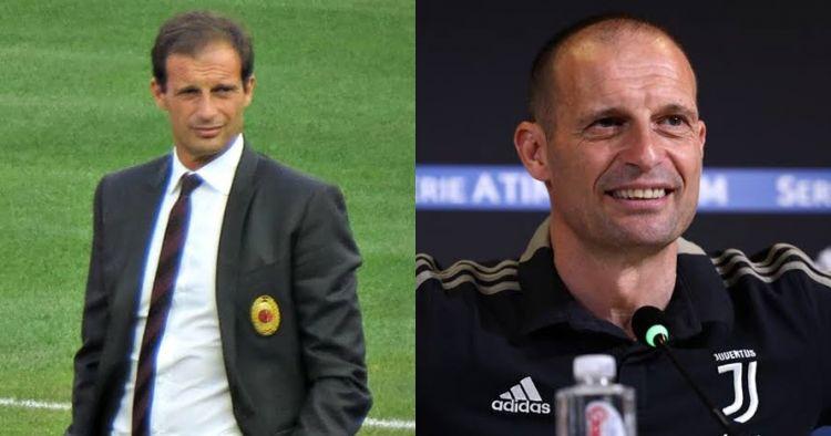 Diincar Manchester United, ini 2 syarat dari Massimiliano Allegri