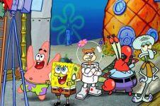 40 Kata-kata bijak penuh makna di film SpongeBob Squarepants