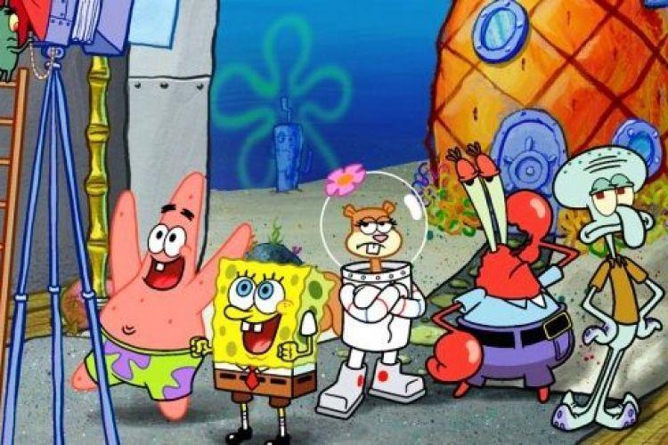 40 Kata Kata Bijak Penuh Makna Di Film Spongebob Squarepants