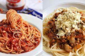10 Cara membuat spaghetti rumahan super enak dan sederhana