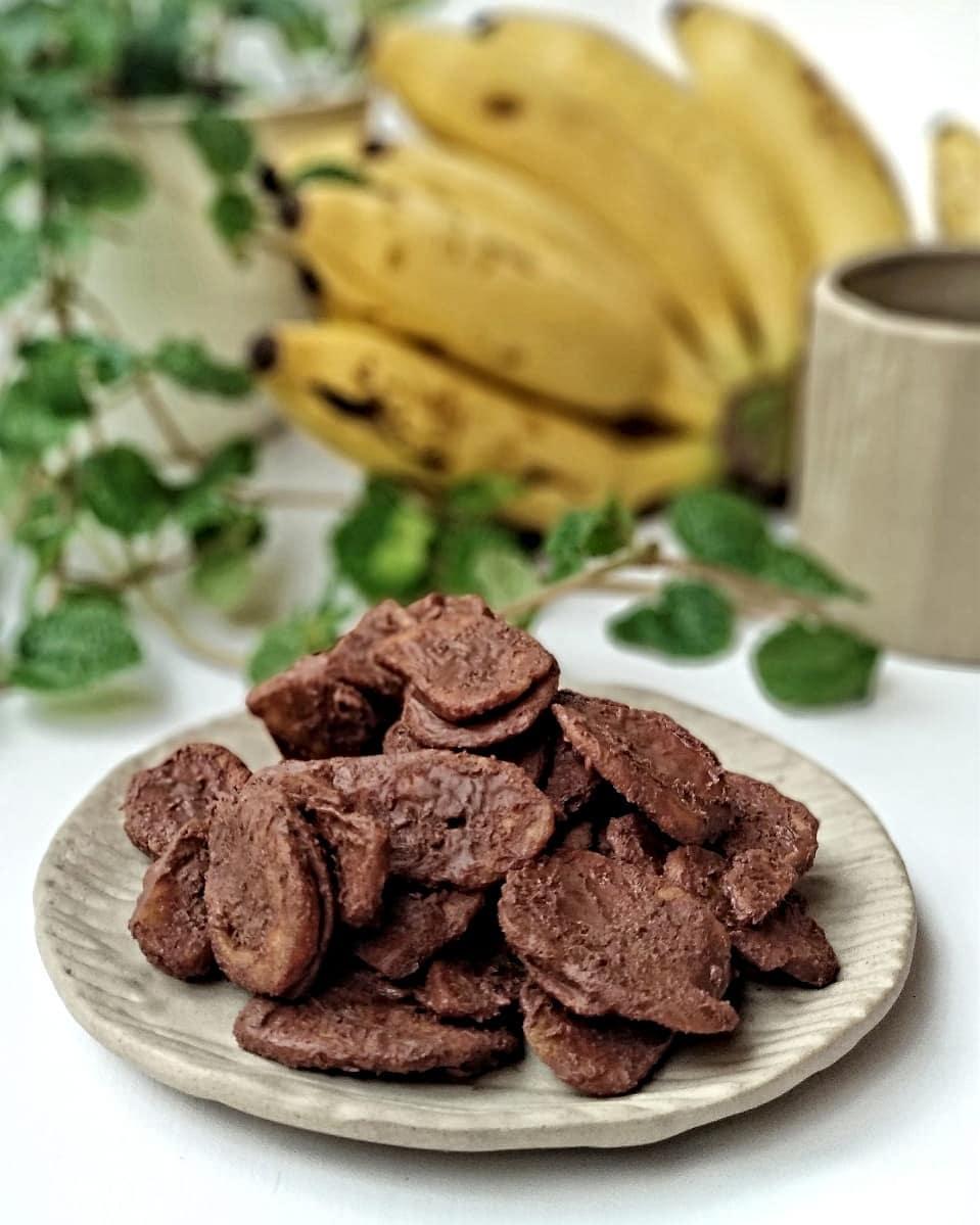 10 Cara membuat keripik pisang enak, renyah, dan sederhana instagram