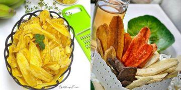 10 Cara membuat keripik pisang enak, renyah, dan sederhana