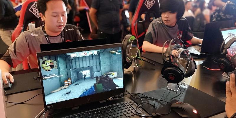 Turnamen eSport CS:GO & DOTA2 Asia Pasifik siap digelar HP di Jakarta © 2019 brilio.net