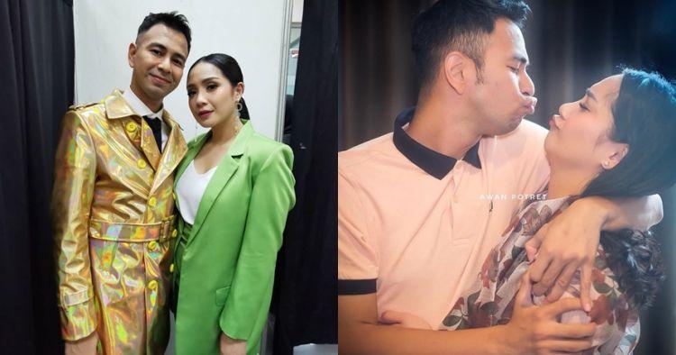 Momen manis Raffi Ahmad & Nagita rayakan anniversary kelima