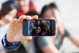 Foto selfie ini bikin pengunggahnya tambah 5 juta followers