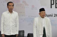 Sudah rilis, ini foto resmi Presiden Jokowi & Wapres Ma'ruf Amin