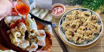 10 Cara membuat siomay bumbu kacang, empuk dan lezat