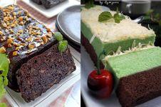 13 Cara membuat brownies kukus, enak, lembut & mudah dibuat