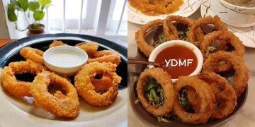 10 Cara membuat onion ring kekinian, crispy dan mudah
