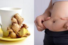 8 Manfaat jahe untuk diet paling efektif