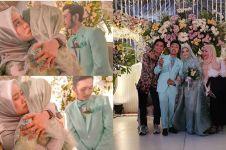 7 Momen penyanyi D'Academy hadiri pernikahan Ega & Rafly