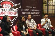 TGI Fridays Asia Pacific Bartender Championship digelar di Indonesia