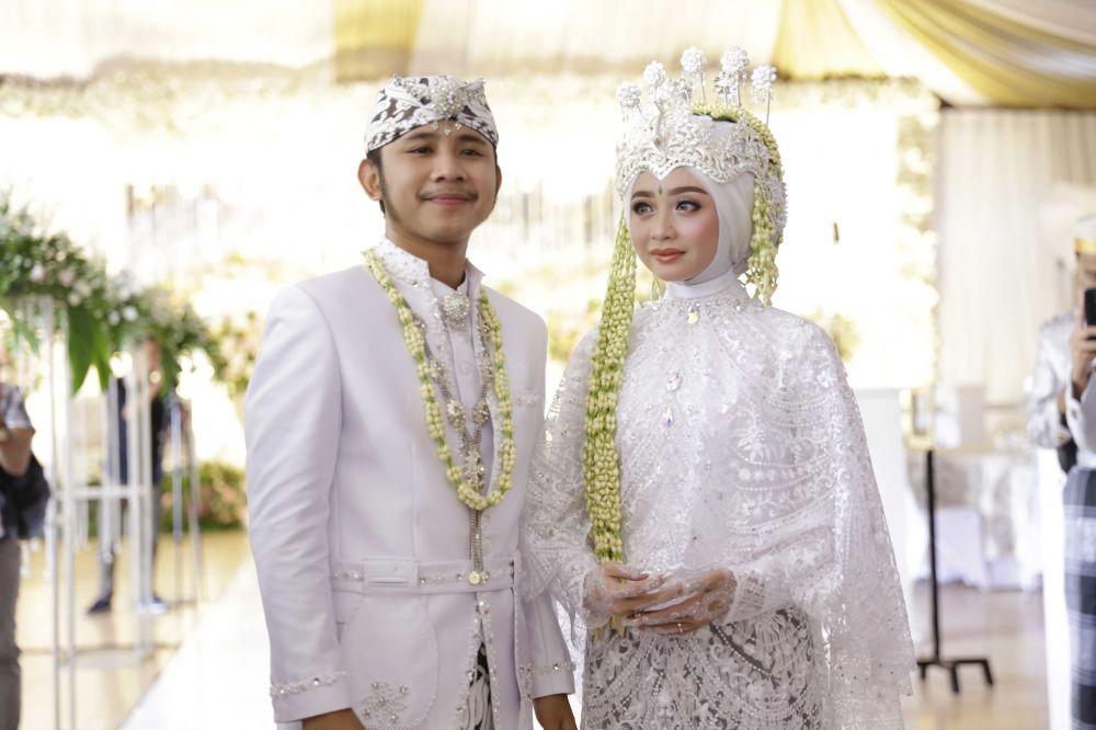 fakta pernikahan ega dan rafly d'academy © kapanlagi.com/bayu herdianto