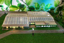 Pabrik air mineral gunakan teknologi ramah lingkungan, keren