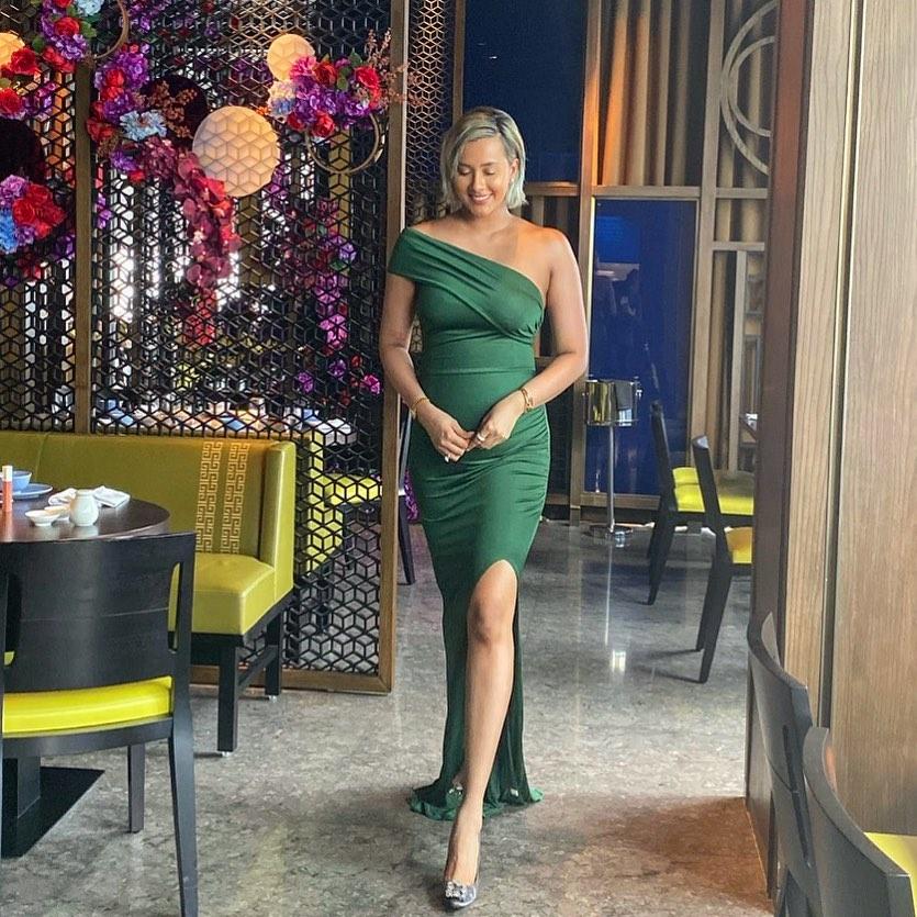 Momen ulang tahun Kimmy Jayanti Instagram