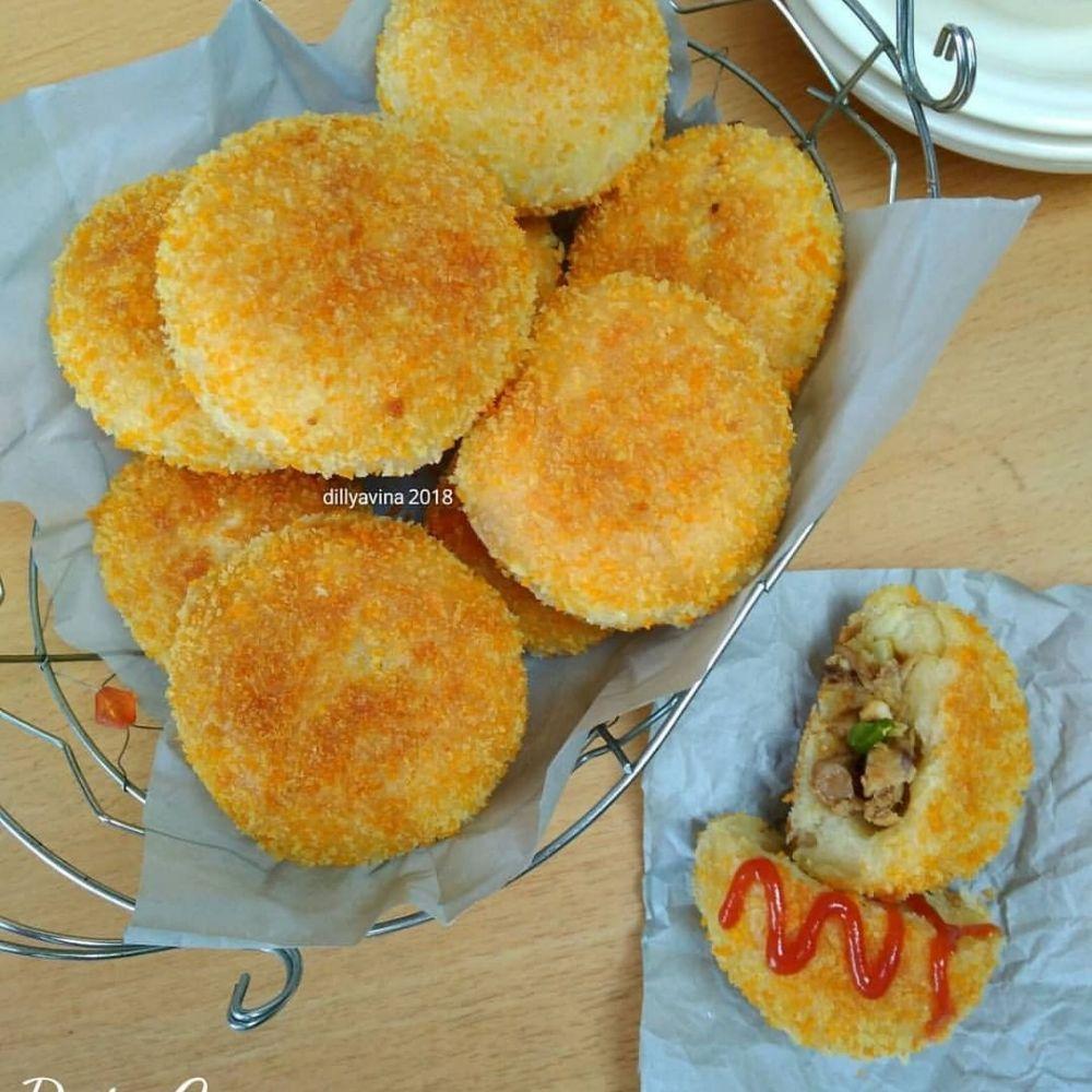 12 Cara membuat roti goreng, enak, lembut, dan mudah dibuat Instagram/@hamdyarifin  @menureseprumahan