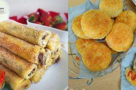 12 Cara membuat roti goreng, enak, lembut, dan mudah dibuat