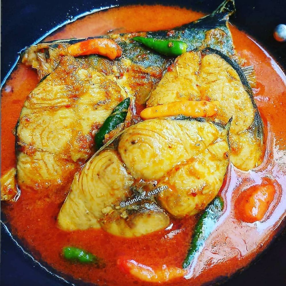 Resep masakan Padang asli Instagram