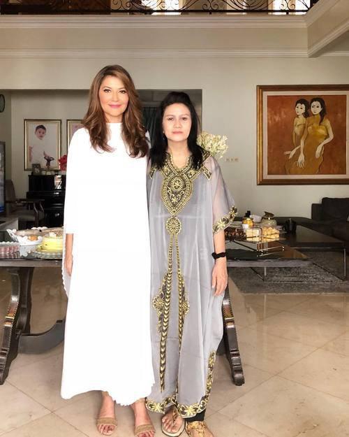 Tamara dan ibu instagram
