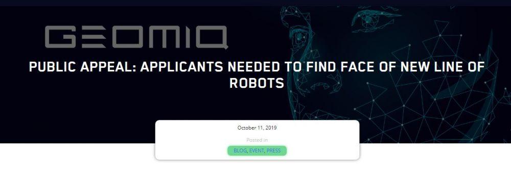 geomiq wajah robot © 2019 brilio.net