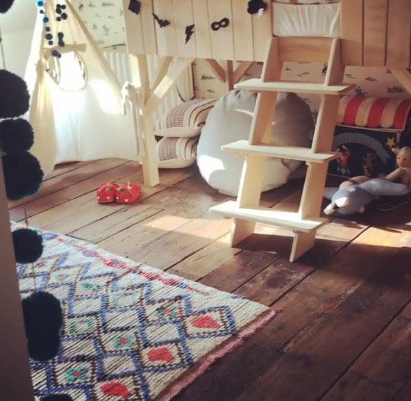 Intip kamar anak 20 seleb Hollywood, dari mewah sampai sederhana instagram