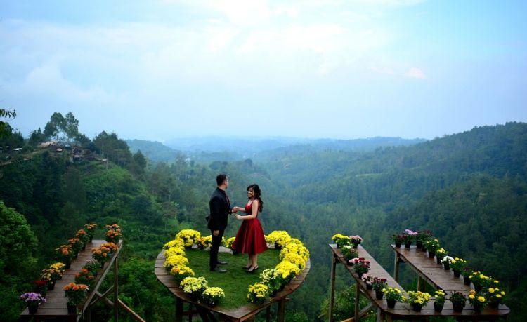 5 Tempat wisata instagramable di Malang yang sayang untuk ...