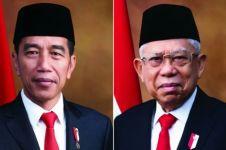 Jokowi-Ma'ruf Amin lakukan ini beberapa jam jelang pelantikan