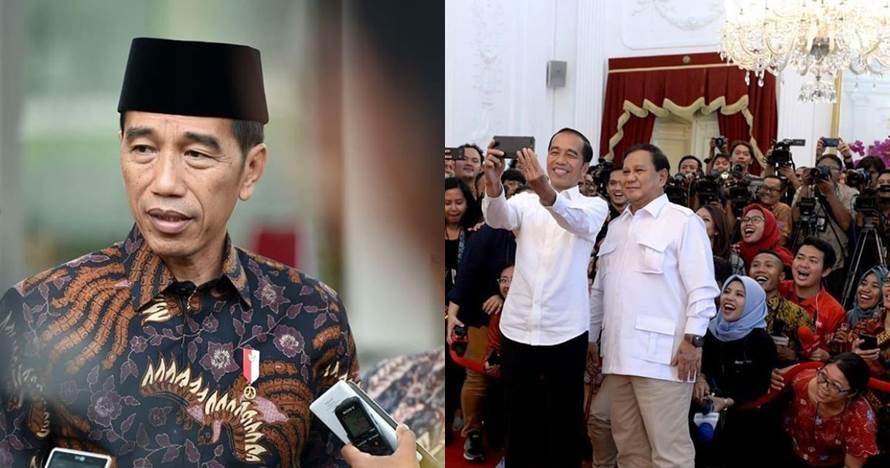 4 Kejutan jelang pelantikan Presiden, Jokowi rangkul oposisi